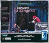 Album artwork for Donizetti: La Zingara