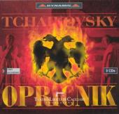 Album artwork for TCHAIKOVSKY: OPRICNIK