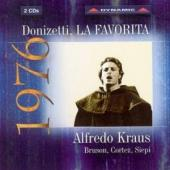 Album artwork for Donizetti: La Favorita / Kraus, Bruson