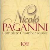 Album artwork for PAGANINI- COMPLETE CHAMBER MUSIC