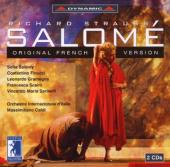 Album artwork for R. Strauss: Salome (original French version)