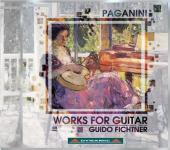 Album artwork for WORKS FOR GUITAR