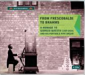 Album artwork for FROM FRESCOBALDI TO BRAHMS