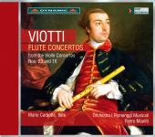 Album artwork for Viotti: Flute Concertos / Carbotta