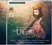 Album artwork for UGO, CONTE DI PARIGI