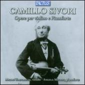 Album artwork for Sivori: Violin and Piano Works