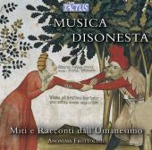 Album artwork for Musica Disonesta