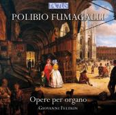 Album artwork for Fumagalli: Works for Organ