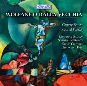 Album artwork for Vecchia & Poulenc: Sacred Works