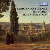 Album artwork for Organ in Florence from the Medici period to Italy'