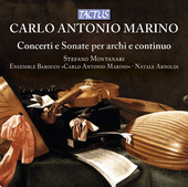 Album artwork for Marino: Concerti e Sonate per archi e continuo