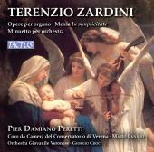 Album artwork for Zardini: Organ Works, Messa in simplicitate & Minu