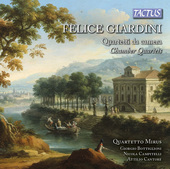 Album artwork for Giardini: Chamber Quartets