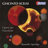 Album artwork for Scelsi: 4 Illustrazioni & Suite No. 9