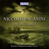 Album artwork for Paganini: 24 Capricci, Op. 1 / Noferini