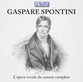 Album artwork for Gaspare Spontini: Complete Vocal Chamber Music