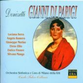 Album artwork for DONIZETTI: GIANNI DI PARIGI