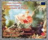 Album artwork for GAZZANIGA: DON GIOVANNI, O SIA IL CONVITATO DI PIE