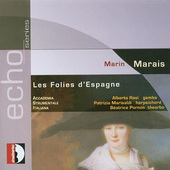 Album artwork for LES FOLIES D'ESPAGNE