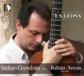Album artwork for Stefano Grondona Plays Arcas: La Leona