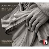 Album artwork for A.Scarlatti: Cantatas and Sonatas with flute
