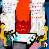 Album artwork for 2 PIANOS
