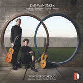 Album artwork for Der Wanderer