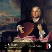 Album artwork for J.S. Bach: French Suites Nos. 1-4