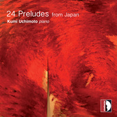Album artwork for 24 Preludes from Japan