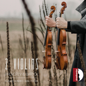 Album artwork for Prokofiev & Bartók: 2 Violins