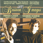 Album artwork for Bassoon Images (Live)