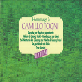 Album artwork for Hommage à Camillo Togni (Live)