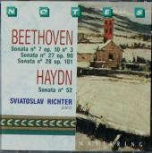 Album artwork for Beethoven / Haydn: Richter