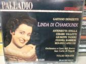Album artwork for Donizetti: Linda di Chamounix / Stella, Valletti,