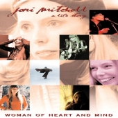 Album artwork for JONI MITCHELL - WOMAN OF HEART AND MIND