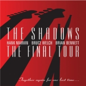 Album artwork for SHADOWS, THE - THE FINAL TOUR