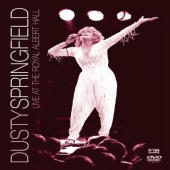 Album artwork for DUSTY SPRINGFIELD LIVE AT THE ROYAL ALBERT HALL