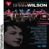 Album artwork for MUSICARES PRESENTS A TRIBUTE TO BRIAN WILSON