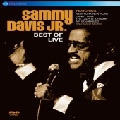 Album artwork for THE BEST OF SAMMY DAVIS JR. LIVE