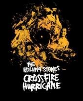 Album artwork for The Rolling Stones: Crossfire Hurricane Blu-Ray