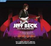 Album artwork for Jeff Beck - Live at the Hollywood Bowl