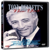 Album artwork for TONY BENNETT'S NEW YORK
