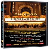 Album artwork for CHICAGO BLUES REUNION