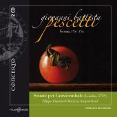 Album artwork for SONATE PER GRAVICEMBALO (LONDO