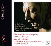 Album artwork for Pergolesi: Stabat Mater, P. 77 - Vivaldi: Sinfonia