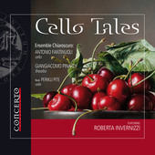 Album artwork for Cello Tales