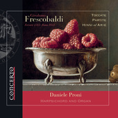 Album artwork for Frescobaldi: Toccate Partite Hinni Ed Arie
