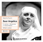 Album artwork for Puccini: Suor Angelica  /Jurinac