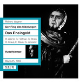 Album artwork for Das Rheingold (Recorded 1962)