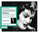 Album artwork for Wagner: Siegfried (Recorded 1962)